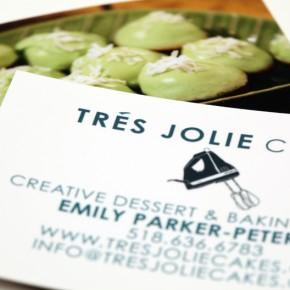 Trés Jolie Cakes