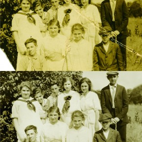 Restoring Family History