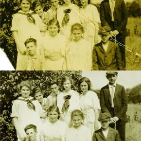Restoring Family History